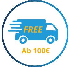 Versandkostenfrei ab 100,- €