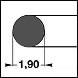 FPM75 d=1,90