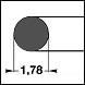 FPM75 d=1,78